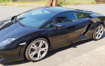Lamborghini Gallardo Delle raus