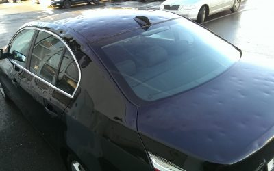 PDR Paintless Dent Removal