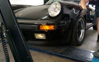 Parkdellen Porsche Carrera