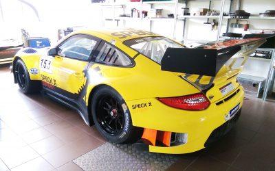 NEA-Dellendktor Porsche